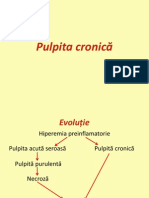 pulpita cronica