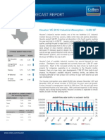 Houston Industrial Market Report 4Q 2012