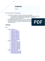 List of DIN Standard