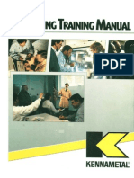 Machining Manual Kennamental