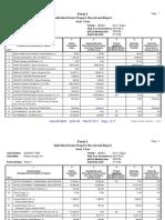 Trustee's Report