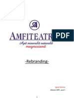 Proiect rebranding