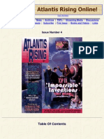 Atlantis Rising Magazine #4