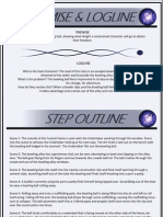 Step Outline, Logline & Premise