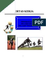 KERTAS KERJA TEAMBUILDING