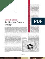 Giorgio Grassi. L'architettura senza tempo