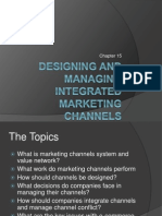 Managing Integrated Marketing Channel