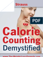 Calorie Counting Demystified