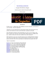 Musical Theory For Songwriters - Steve Mugglin