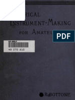 Electrical Instrument Making for Amateurs - a Practical Handbook. - R Bottone 1888