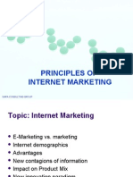 Principles of Internet Marketing 2951