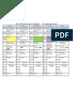 2012-2013 classroom schedule -room 317 revised