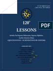 120 LESSONS [STUDY BOOK]