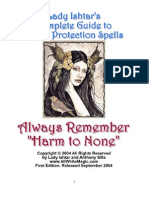 Book of Wicca Protection Spells