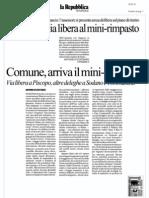Rassegna Stampa 22.01.13
