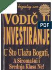 Robert Kiyosaki - Vodic u Investiranje