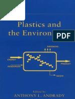 Plastics and the Environment