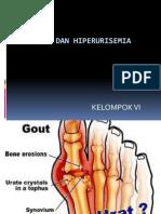 Gout Dan Hiperurisemia.presentasi