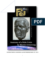 Anatomy of a Debt Crisis
