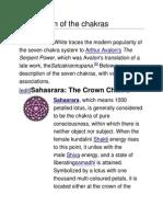 Description Of chakras