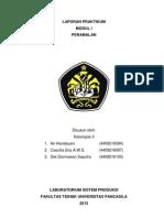 Laporan Sistem Produksi - Peramalan