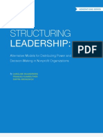 Structuring Leadership