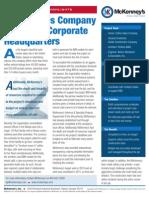 Online Sales Company Relocates Corporate Headquarters