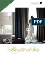 Prezentare oferta nunta Marriot
