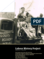 Labour History Project Newsletter 55