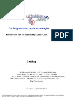 Car Diagnosis and repair technologies | Volkswagen | Electrical