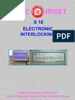 Electronic Interlocking
