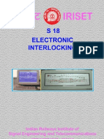 Electronic Interlocking