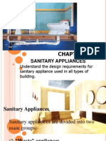 Sanitary Appliances