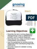 Diagnosing Group III