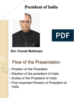 President of India