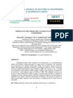 IMPEDANCE SPECTROSCOPIC STUDIES ON PANI/CEO2