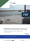 Pilot Innovatieve Dijken Lauwersoog