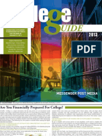 Messenger Post Media College Guide
