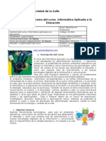 ProgramaPreescolarULaSalle-Enero2013