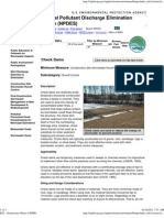 EPA - Stormwater Menu of BMPs