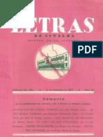 Letras de Sinaloa No. 40 Diciembre de 1953