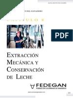 Cap 8 Extraccion Mecanica y Conservacion de Leche Manual Practico Del Ganadero