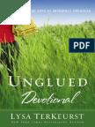 Unglued Devotional