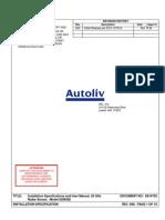 Autoliv 24GHz radar manual