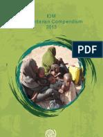 The IOM Humanitarian Compendium 2013