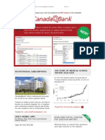 January Edition of CanadaQBank Newsletter Now Available To CanadaQBank Users