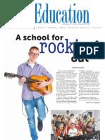 January Education 2013 - Eastern Edition