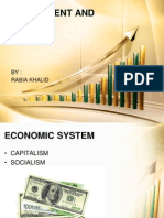 GOVERNMENT AND ECONOMY