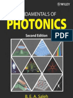 Fundamental of Photonics