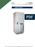 GSM TP's hybrid system